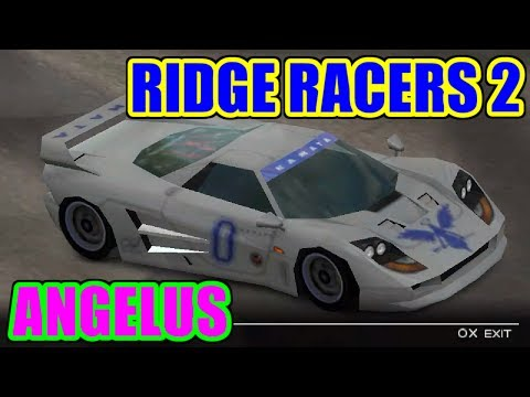 リッジレーサーズ2 / RIDGE RACERS 2 / ANGELUS / Union Hill District