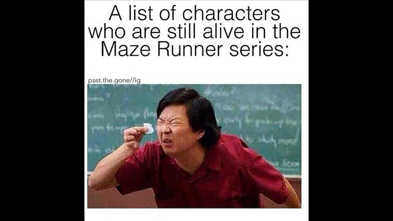 maxresdefault funny maze runner memes youtube,Funny Maze Runner Memes