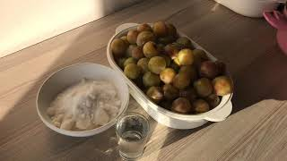 Evde Konsantre Erik Suyu Nasıl Yapılır - Erik Suyu Tarifi - En Güzel Yemek Tarifleri