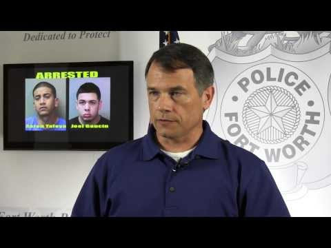 Inside the FWPD: Zale's Jewelry Store Robbers have been CAPTURED
