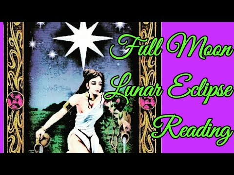 Fire Signs - Full Moon/Lunar Eclipse Reading - MOTIVATION