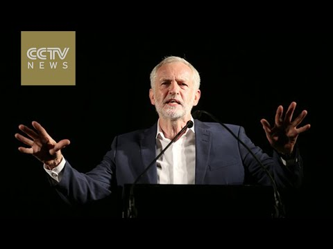 Corbyn re-elected as leader of UK