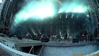 Смотреть видео ДДТ - Солнечный свет+Звезда@Зелёный Театр. Москва 18.06.2014 онлайн