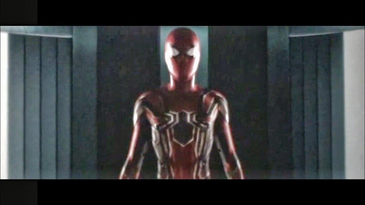 spiderman homecoming ending scene spoiler alert - youtube