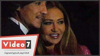 """بالفيديو..ليلى علوى وسارة سلامة وصفية العمرى بـ""""ديفليه"""" المصمم العالمى هانى البحيرى"""
