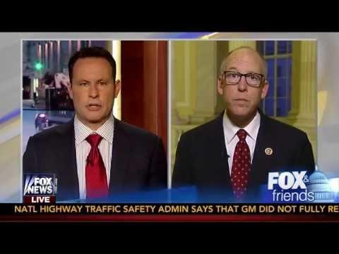 Greg Walden talks internet freedom legislation on Fox and Friends