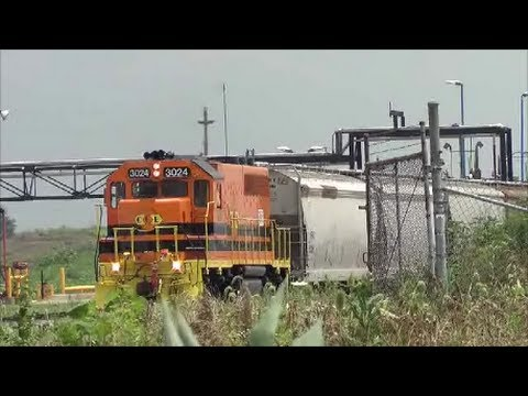 CF&E 3024 Switching Van Wert Terminal Ex SCRF GT 6415