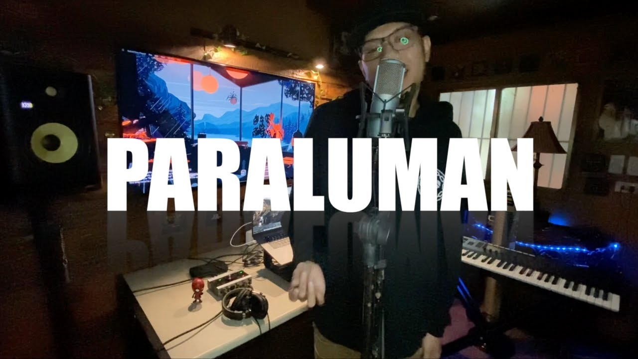 PARALUMAN • Raven   Curse One Cover