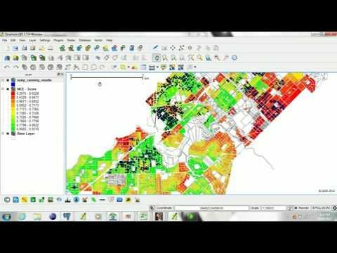 Envision Urban Planning tools