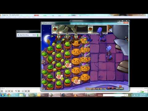 PvZ Hybrid Minigames 7: Column Like You Zomboss