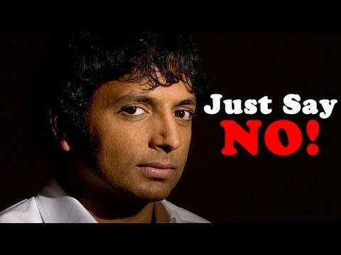 m night shyamalan stop making movies youtube