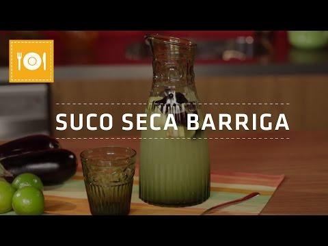 Suco Seca Barriga | Receita | Shoptime