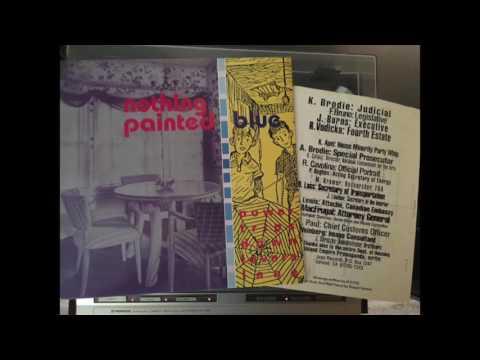 Nothing Painted Blue - Power Trips Down Lovers' Lane (Full Album)