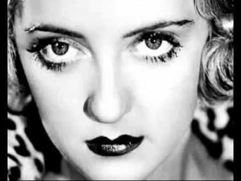 KIM CARNES - BETTE DAVIS EYES LYRICS