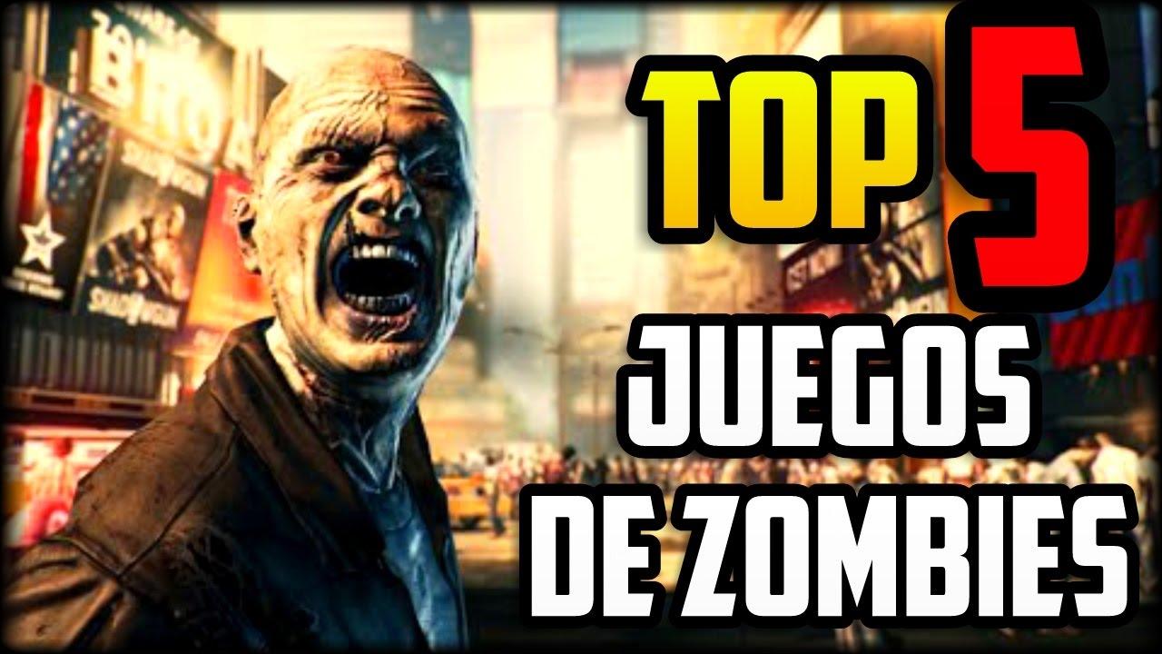Top 5 Mejores Juegos De Zombies Gratis Para Android Ios