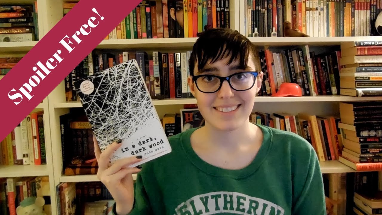 Book Review In A Dark Dark Wood By Ruth Ware Youtube