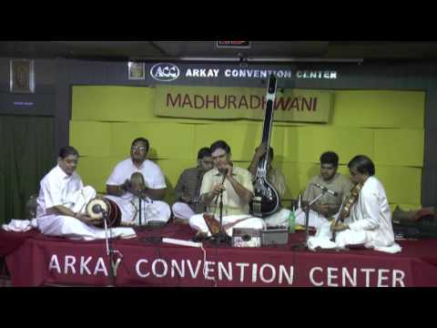 Arkay Convention Center's Sixth Anniversary-A S Murali Vocal