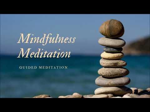 Mindfulness Meditation (5 minutes)