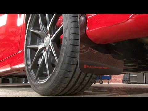 Focus St Focus Rs Rally Armor Mud Flap Set 2013 2018