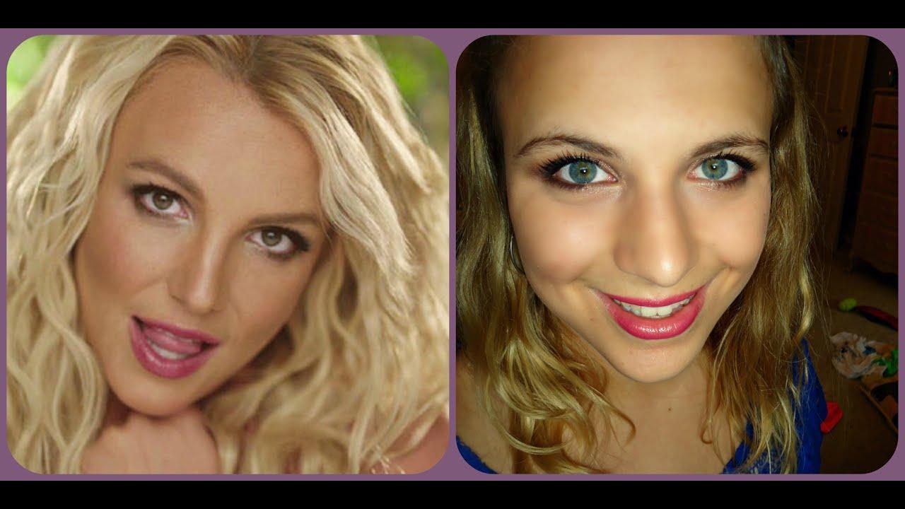 "Britney Spears ""Ooh La La"" Music Video Inspired Makeup ..."