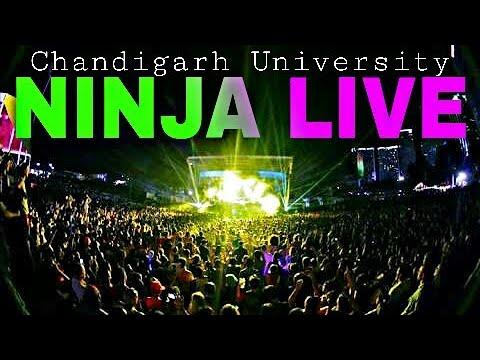 Ninja Live Chandigarh University