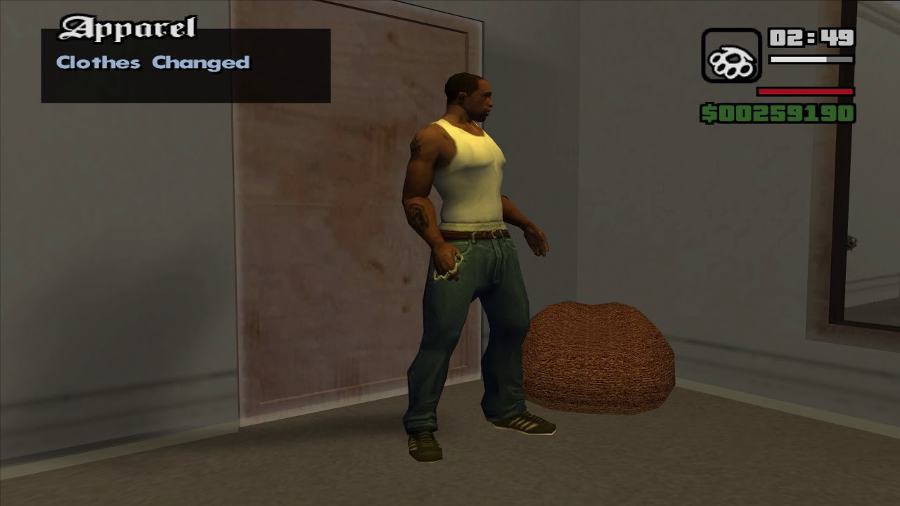 Gta san andreas sex appeal