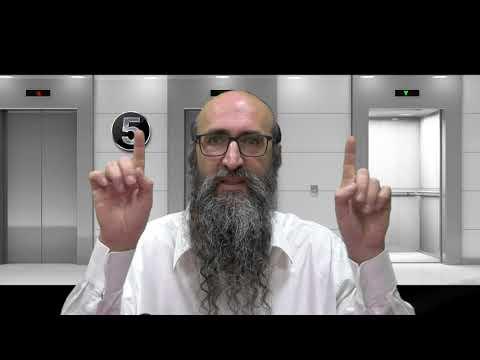 5eme ETAGE, Episode 16 - Pourim, le vin de la redemption - Rav Itshak Peretz