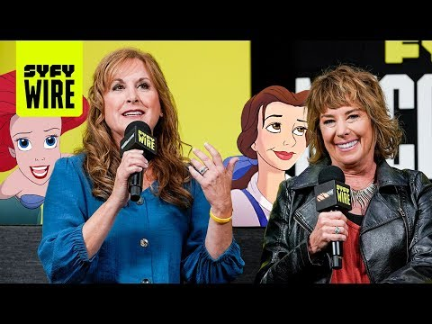 These Disney Princesses Share A Group Chat | NYCC 2019 | SYFY WIRE