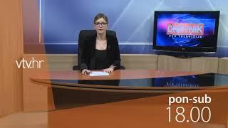 VTV Dnevnik - 7. prosinac 2019.