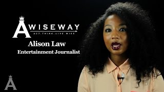 Journalist Gives Advice on Pursuing an Entertainment Career