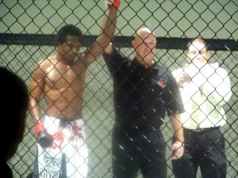 David Patterson MMA Fight 11 Nov 2010