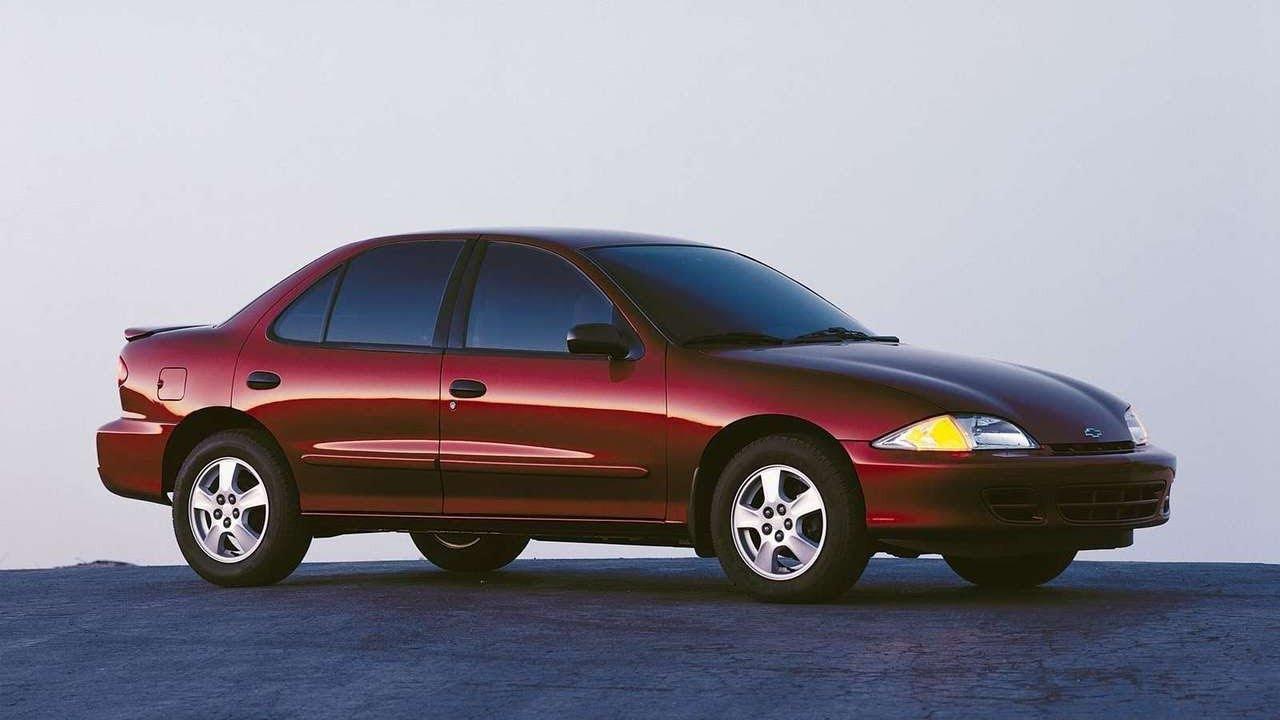 Cavalier 2001 chevrolet cavalier sedan : 2001 Chevrolet Cavalier LS Sedan - YouTube