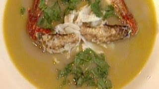 Crab & Sweet Potato Soup Recipe
