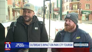 Park City Unusually Quiet After Coronavirus Outbreak Closes Resorts, Restaurants