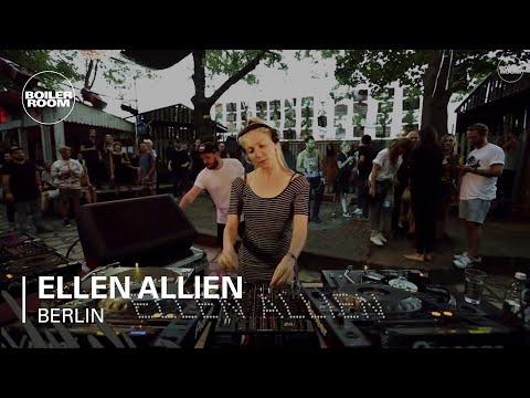 Ellen Allien Boiler Room Berlin DJ Set