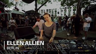 Ellen Allien Boiler Room Berlin DJ Set