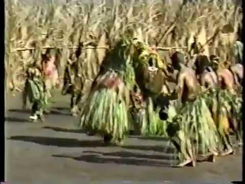 Papua New Guinea, raw footage