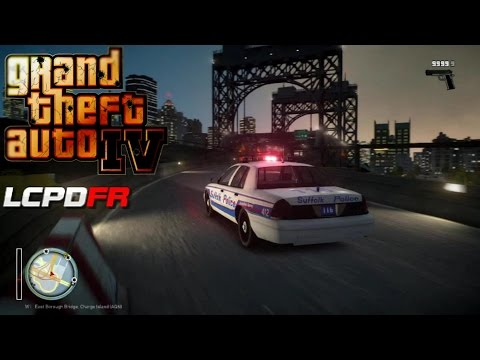 GTA IV - LCPDFR - 1.0C - EPiSODE 63 - SUFFOLK COUNTY POLICE PATROL