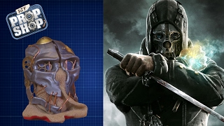 Corvo Mask - Dishonored - DIY PROP SHOP