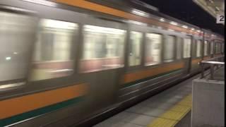 【愛環】211系 中水野駅 通過