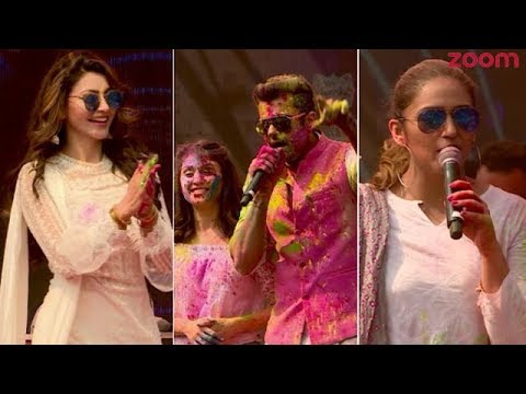 Experience Zoom Holi Party 2018 With Bollywood And TV Stars | Full Episode Mp3