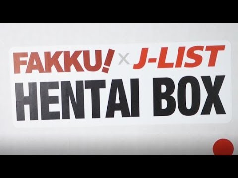 Fakku X J-list Comiccon Henta1 Box Unboxing With Giveaway