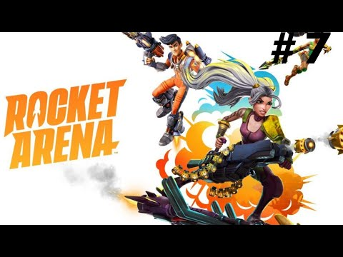 rocket arena #7 |