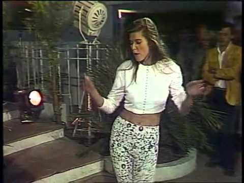 Corynne Charby - A pile ou face (Grande Premiere - 16 juin 1987)