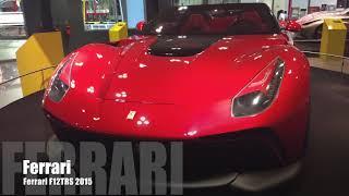 Ferrari World Abu Dhabi | Galleria Ferrari
