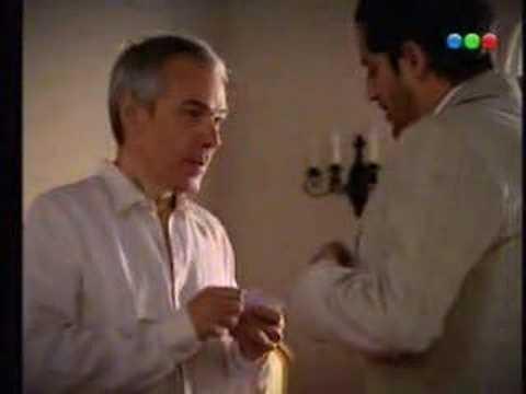 montecristo-marcos va a hablar con el padre pedro