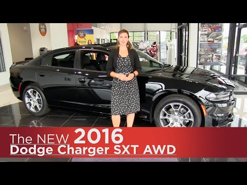 New 2016 Dodge Charger SXT AWD - Elk River, Coon Rapids, Minneapolis, St Paul, St Cloud, MN Review