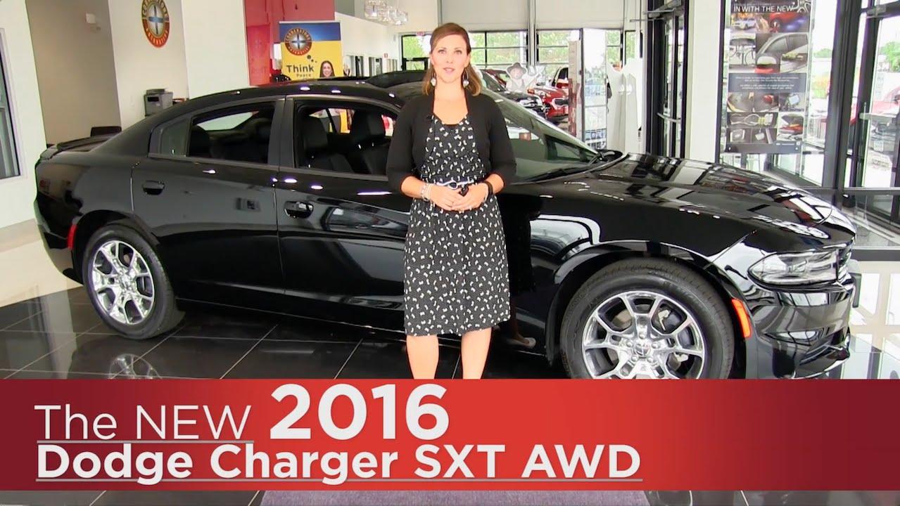 Cornerstone Elk River >> New 2016 Dodge Charger SXT AWD - Elk River, Coon Rapids ...