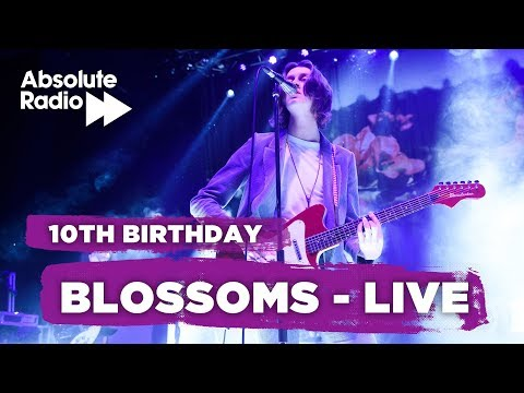 Blossoms Live (Absolute Radio 10th Birthday)