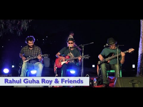 Live In Lakes: Knockin' on Heaven's Door by Rahul Guha Roy & Friends